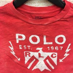 Polo by Ralph Lauren Shirts & Tops - Boys Polo Ralph Lauren Designer T Shirt Sz 6